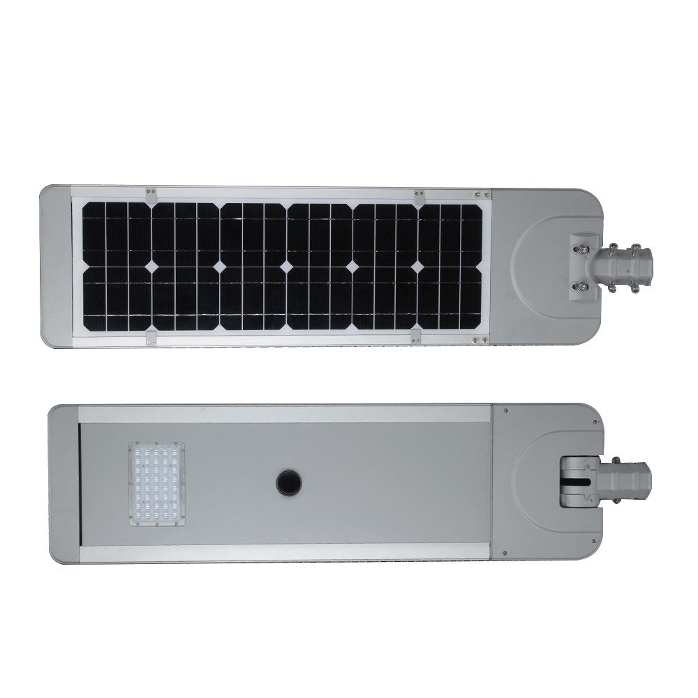 Ast 6504 Adjustable Streetlight Integrated Solar Panel 20w Ip65 Buy Cheap Led Powered Integration Street Light All In One